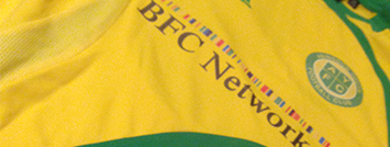 BFC Networks sponsor Abingdon Youth Under 7s